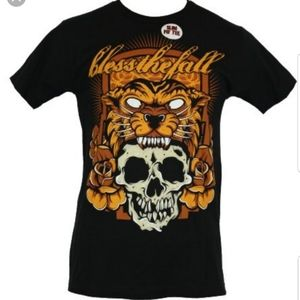 Hot Topic | BlessTheFall Band Tee